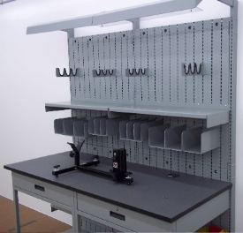 Military Armory Workbench