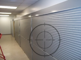 Secure Military Shelving Systems